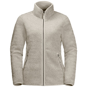Jack Wolfskin High Cloud Jacket Women, dusty grey